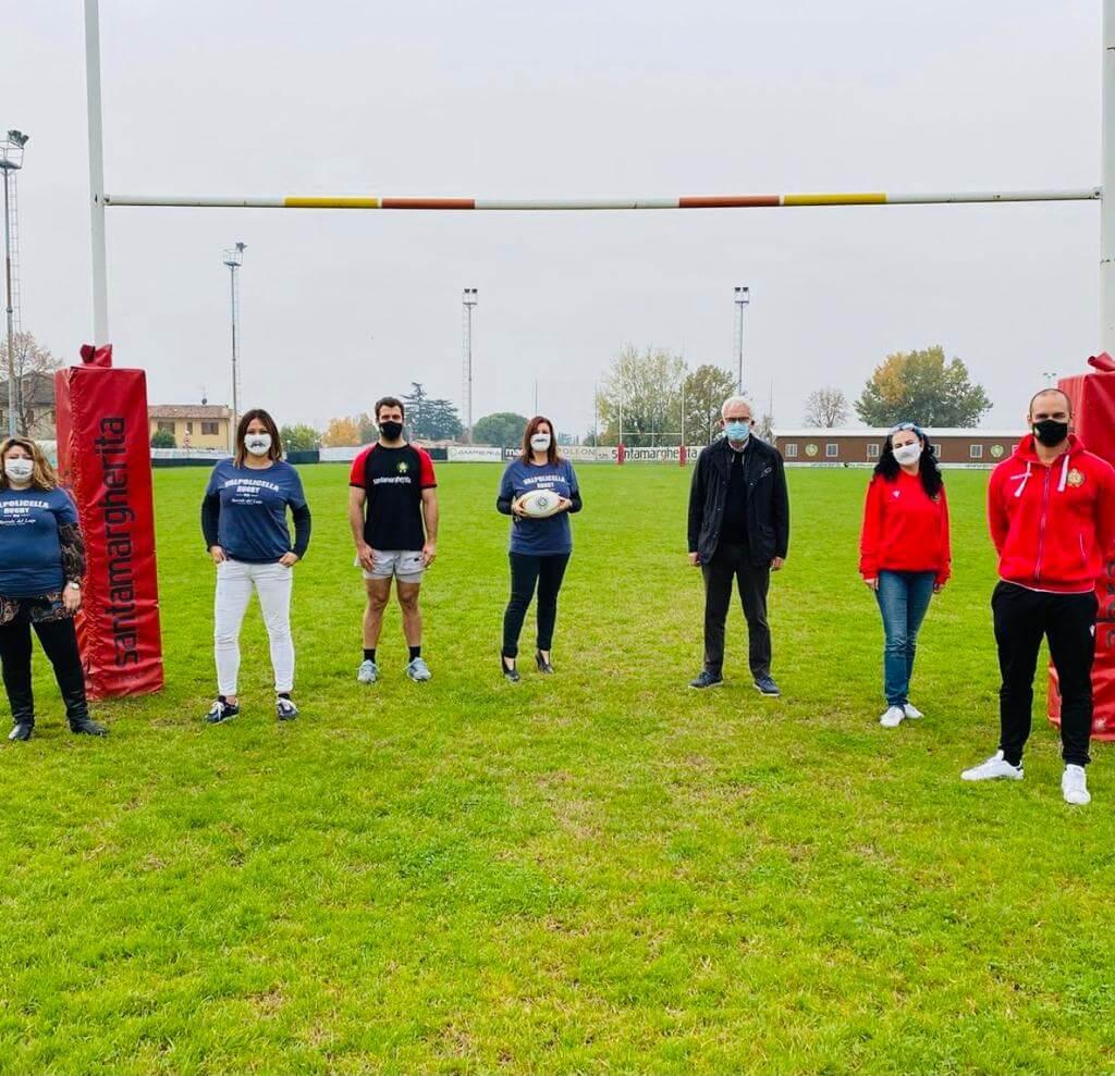 partnership con rugby club valpolicella