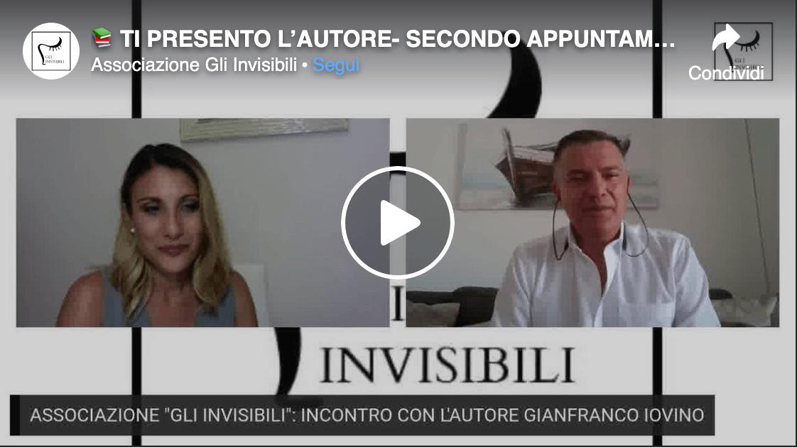 TI PRESENTO L'AUTORE – Gianfranco Iovino autore dei testi : CUORI NELLA TORMENTA, SONO SOLO CANZONI, DIETRO DI ME